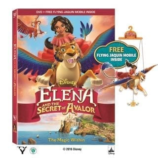 Elena and the Secret of Avalor – Win a Copy