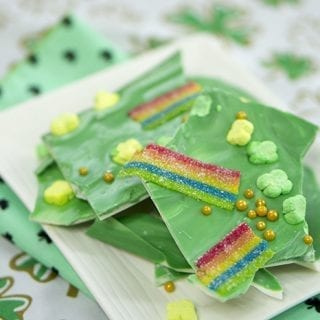 St. Patrick's Day Leprechaun Bark VIDEO