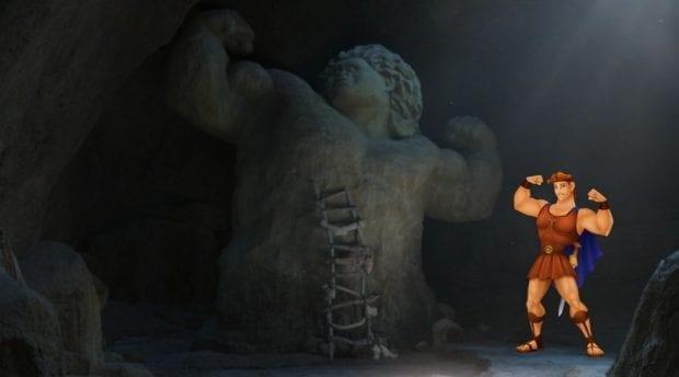Moana Hercules