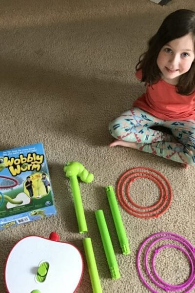 See Wobbly Worm Game in Action