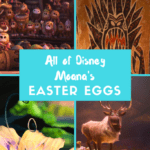 All of Disney Moana's Easter Eggs In Order