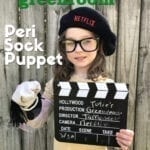 Introduce Your Children to the Arts – Julie's Greenroom Peri Sock Puppet VIDEO