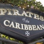 Seeing Where it All Began at the Disneyland Pirates of the Caribbean Ride