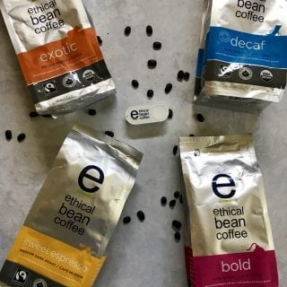 Trying Ethical Bean Coffee – Dash Button