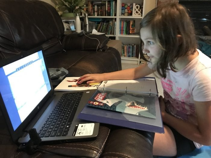 Battling the Summer Slide with Revolution Math an Online Tutoring Program