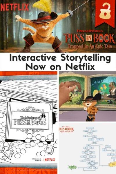 Interactive Storytelling Now on Netflix