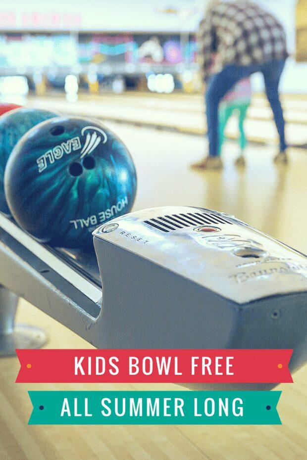 Kids Bowl Free Summer Program