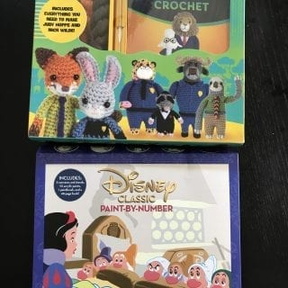 Disney Adult Crafting Books