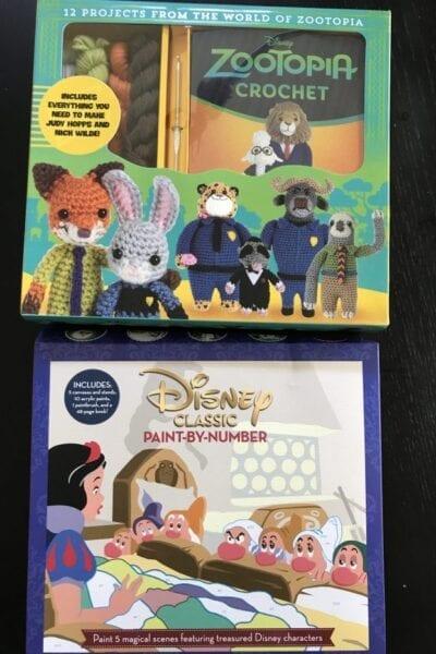 Disney Crafting Books