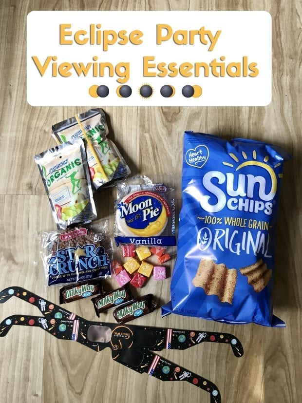 Eclipse Party Viewing Essentials