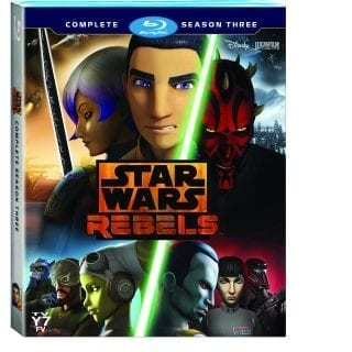 Win Star Wars: Rebels Season Three