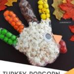 Turkey Popcorn Treat Bags Tutorial