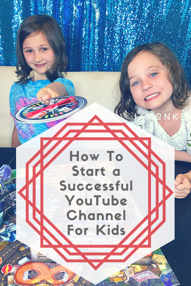 How To Start a Successful YouTube Channel For Kids