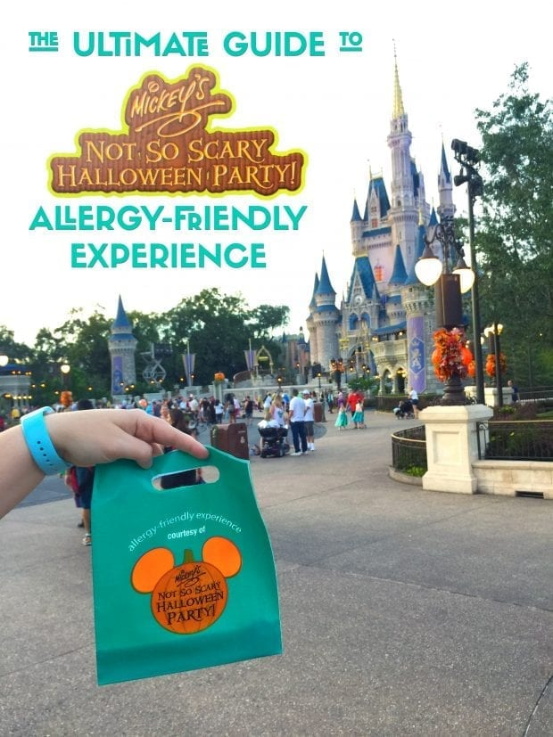 the ultimate guide to mickeys not so scary halloween party allergy friendly experience