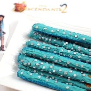 Uma's Tentacles Pretzel Rods