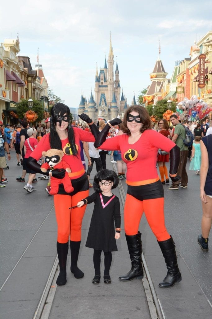 The Incredibles Family Costume : disney world costumes  - Germanpascual.Com