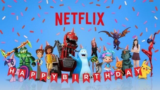 Netflix Birthdays On Demand