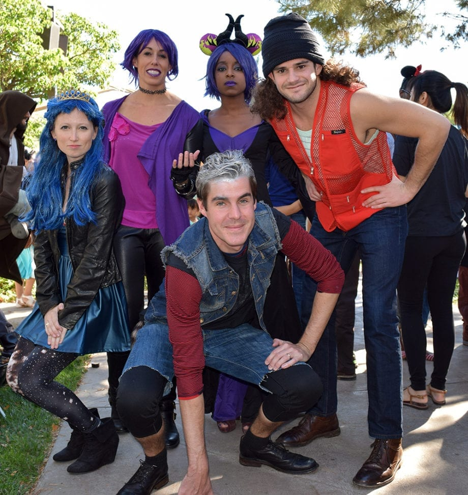Disney Descendants Family / Group Costume