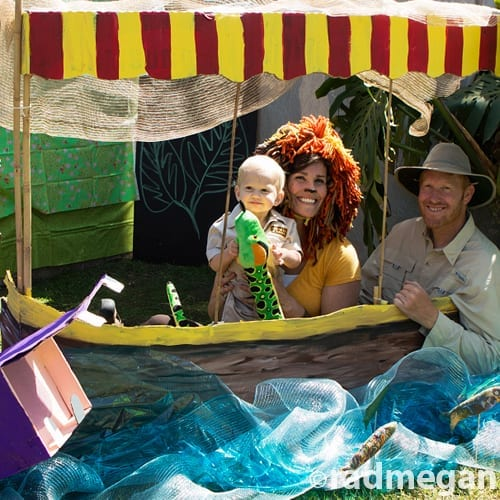 Jungle Cruise Family Costume