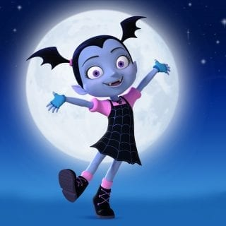 New Disney Junior Show Vampirina – Win a Copy