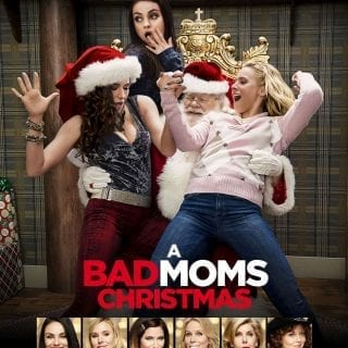 Plan a Mom's Night Out and See A Bad Moms Christmas