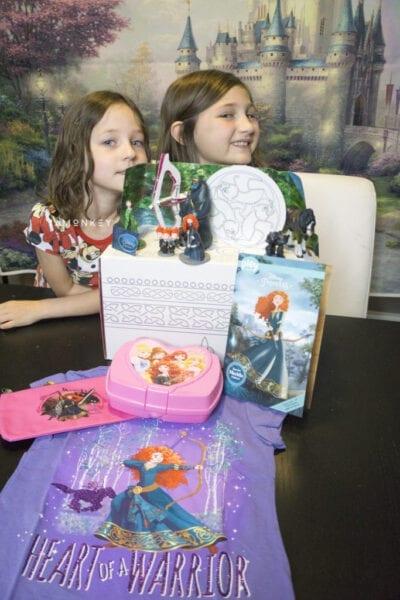 Disney Princess Pley Box