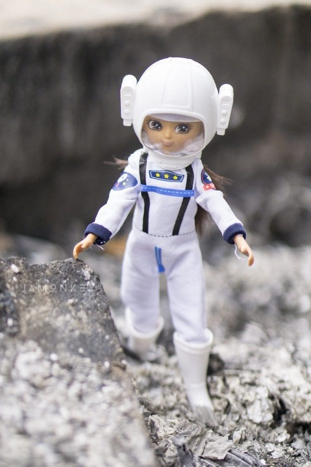 Lottie Doll Astro Adventures Outfit