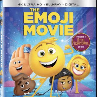 The Emoji Movie Printables – Win a Copy