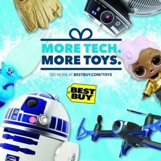 Top Tech Toys for Holiday Gift Giving