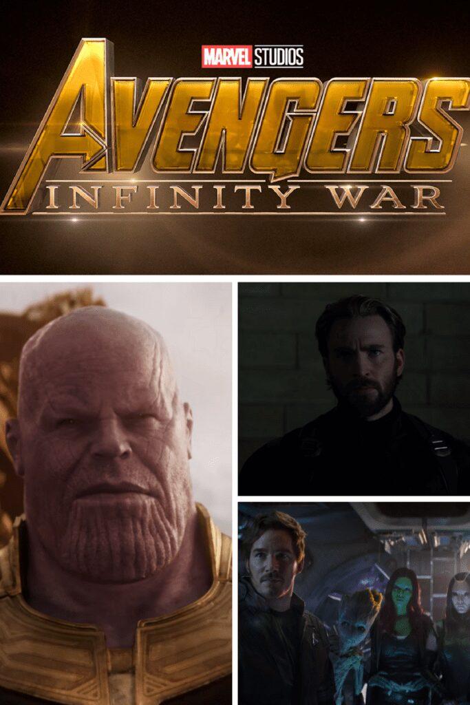 Marvel Avengers Infinity War Trailer Breakdown