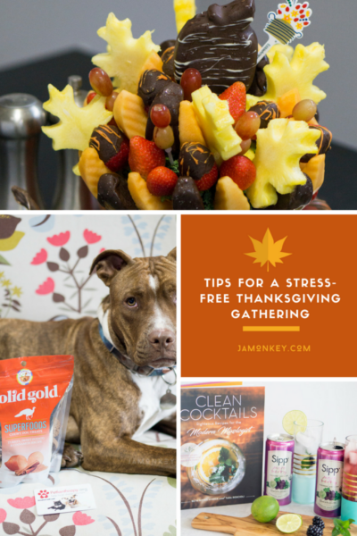 Tips for a Stress-Free Thanksgiving Gathering