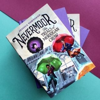 Nevermoor: The Trials of Morrigan Crow Book Giveaway
