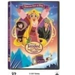 Tangle the Series: Queen for a Day Activity Sheets – Win a Copy
