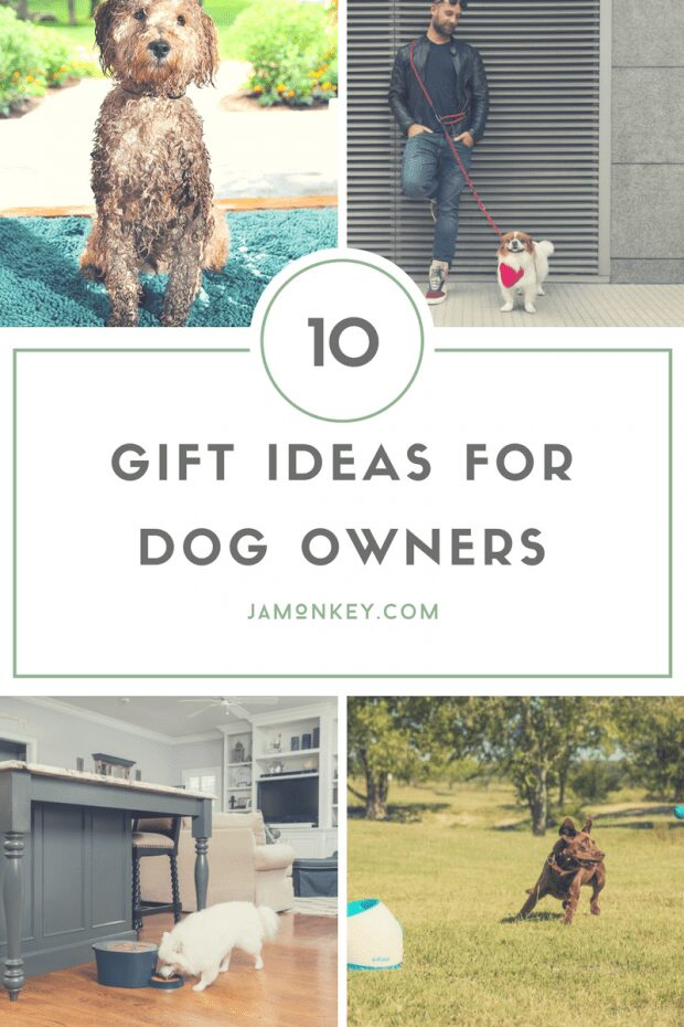 10 Gift Ideas for Dog Owners