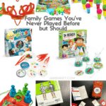 Family Games You've Never Played Before but Should – Holiday Gift Ideas