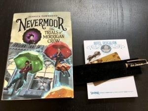 Nevermoor Prize Pack & $50 AMEX
