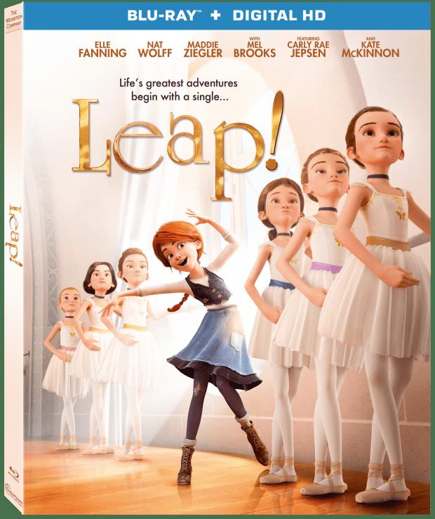 Leap! Movie