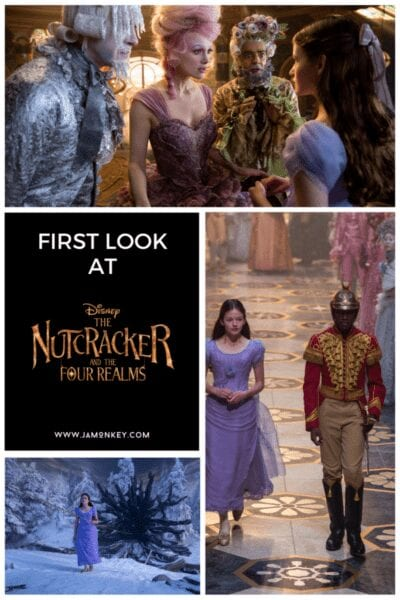 First Look at Disney's Nutcracker and the Four Realms