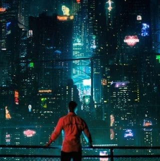 Dive into Altered Carbon on Netflix
