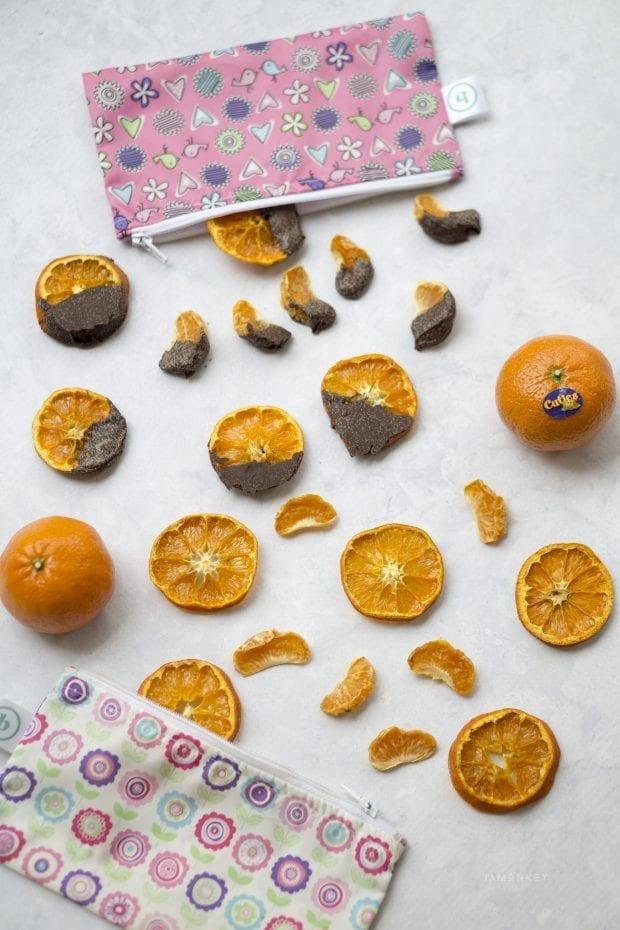 Dried Mandarin Oranges - Cuties