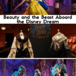 Beauty and the Beast Aboard the Disney Dream