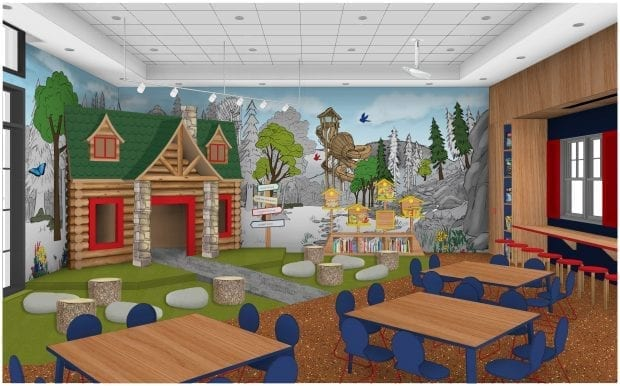 Great Wolf Lodge Drop In Child Care Coming to Georgia