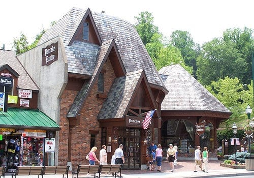 Pancake Pantry Gatlinburg, TN