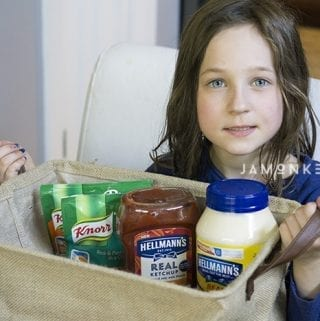 Teach Your Kids How to Help and Fight Hunger
