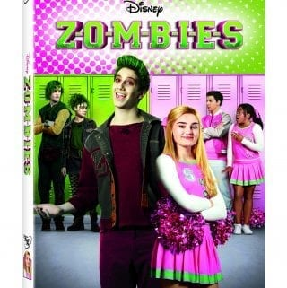 Disney ZOMBIES Comes to DVD – Win a Copy