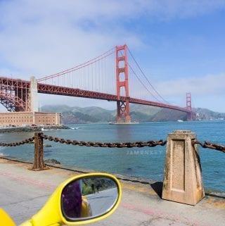 GoCar Tour Golden Gate Bridge