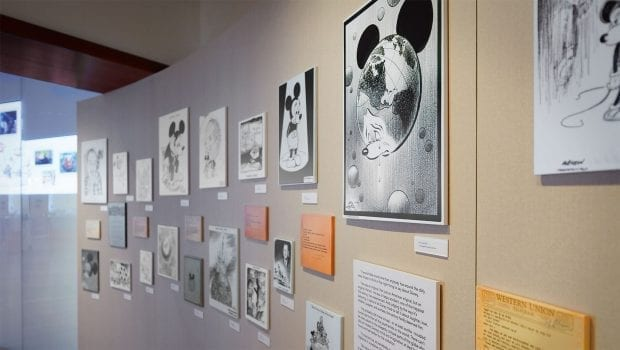 goodbye Walt Disney gallery