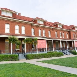 The Walt Disney Family Museum in San Francisco, California