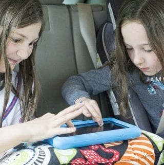 Tools to Keep your Kids Happy on Long Road Trips