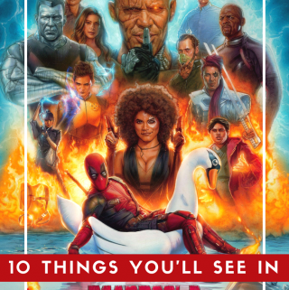 10 Things You'll See in Deadpool 2 Movie